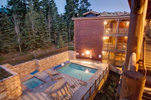 Heated pool open year-round