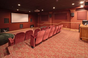 Mountain Glade Theater Room