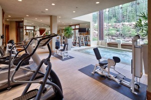 Fitness Suite at Another World, Canyons Resort