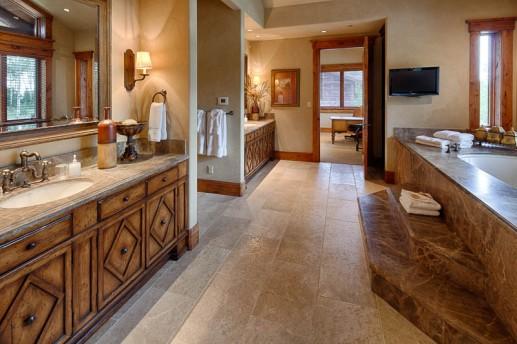 Guest Master Bath