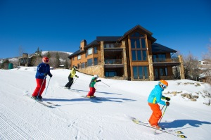Ski Access, Mountain Glade at Deer Valley Resort