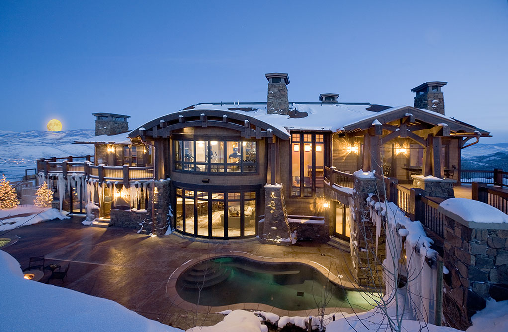 10 most luxurious ski home amenities luxury ski magazine