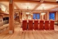 Peak 72 Dining Room