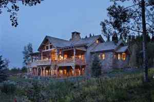 Ravenswood in Crested Butte is listed at $5,500,000.