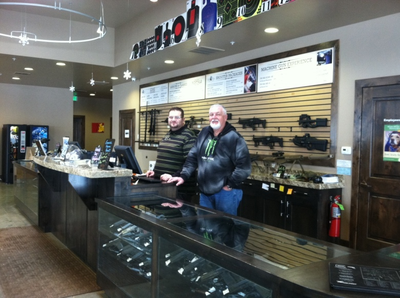 The Park City Gun Club offers a wide range of shooting experiences in a safe and fun environment.
