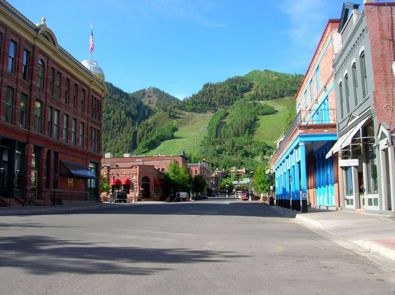 Downtown Aspen is about to see its first residential development since 2008.