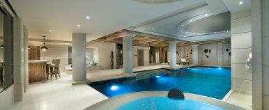 Edelweiss Indoor Pool & Hot Tub