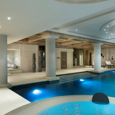Edelweiss Indoor Pool & Hot Tub