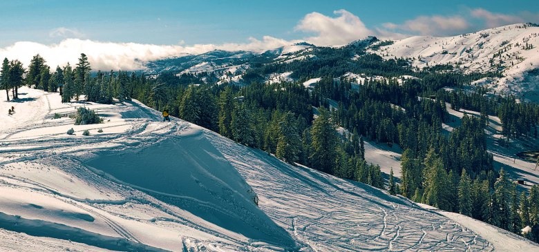 Bear Valley Mountain