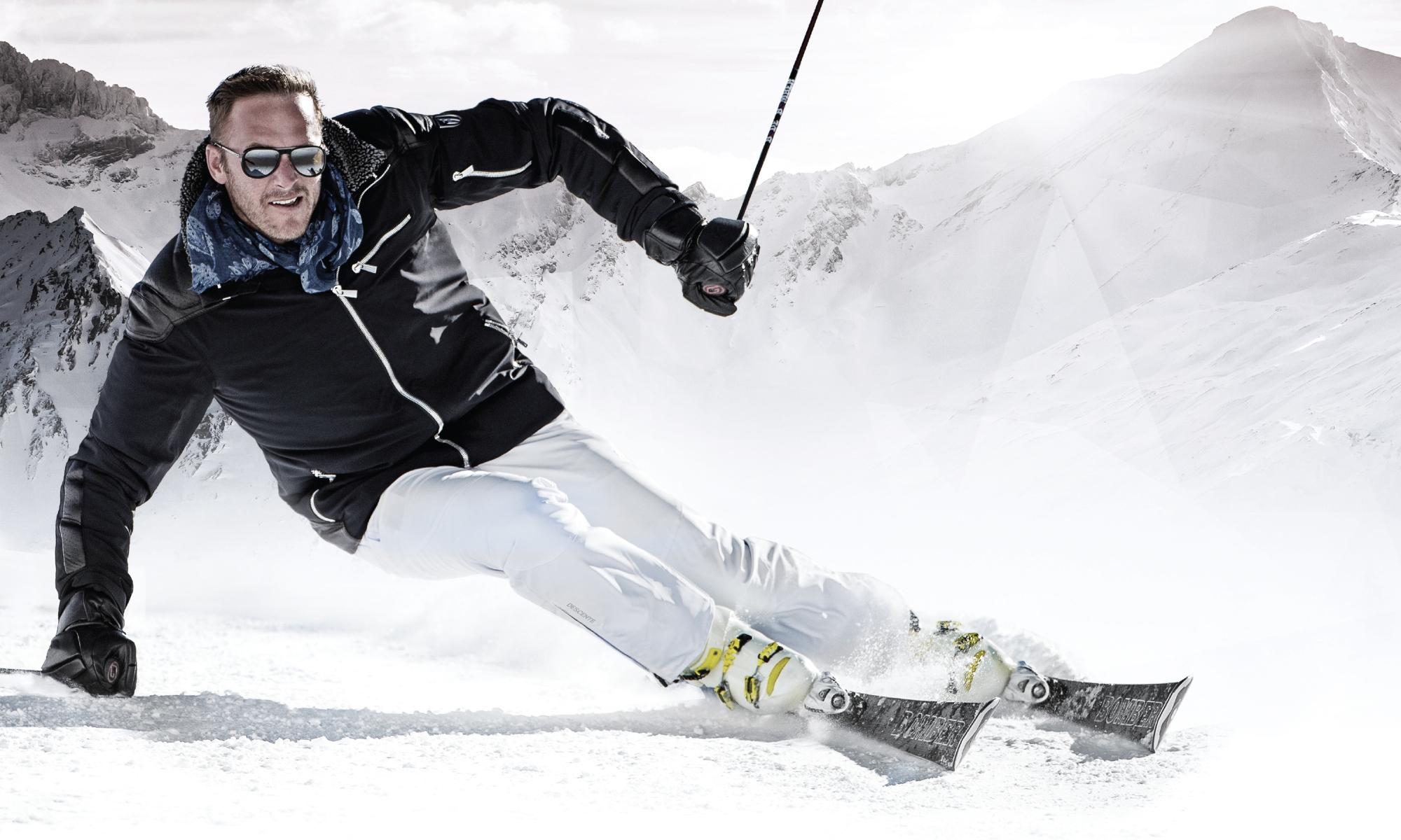 Bode Miler - Bomber Ski