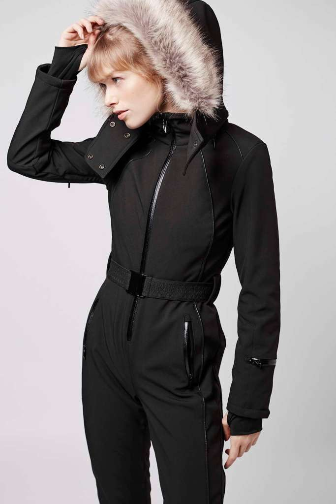 Ski Fashion: Sno Ski Jumpsuit