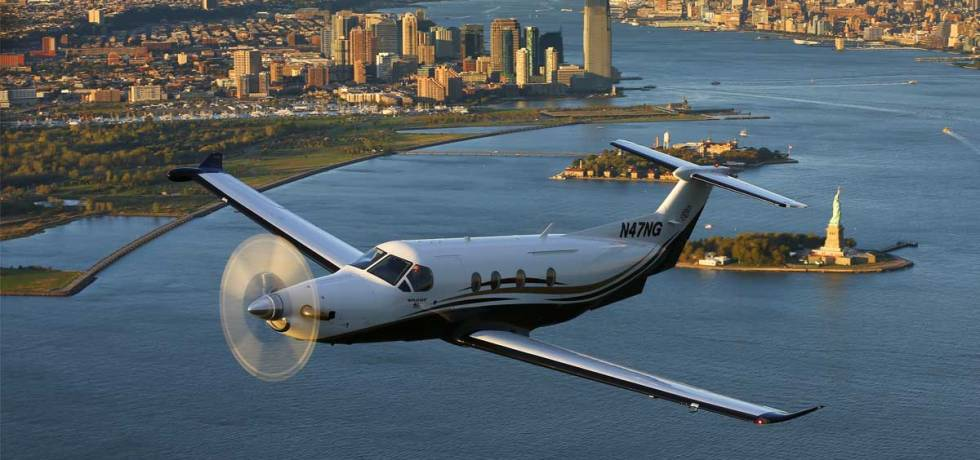Tradewind Aviation - Ski flights