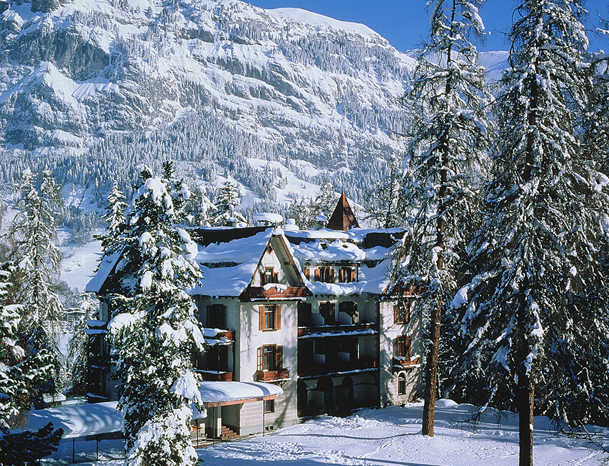 Luxury Ski Hotel - Waldhaus Flims