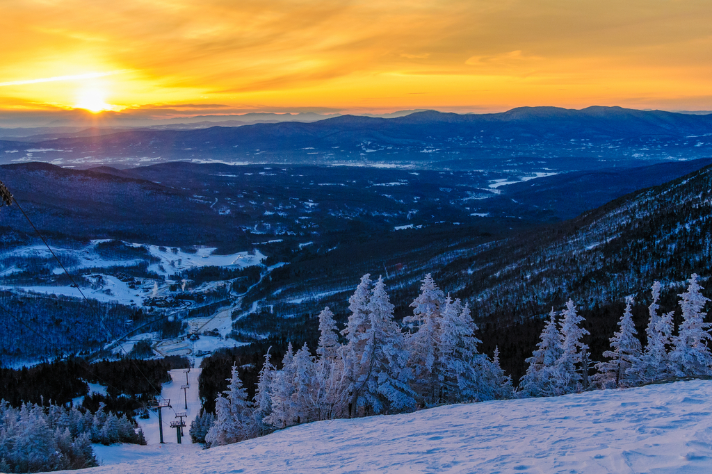 Stowe Mountain - Luxury Ski Mag